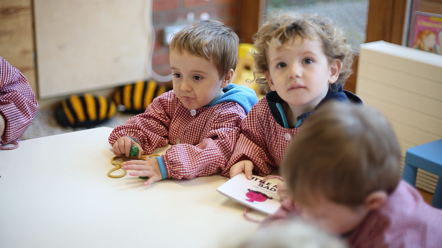 Report on the Working Conditions of the Early Childhood Sector 2017