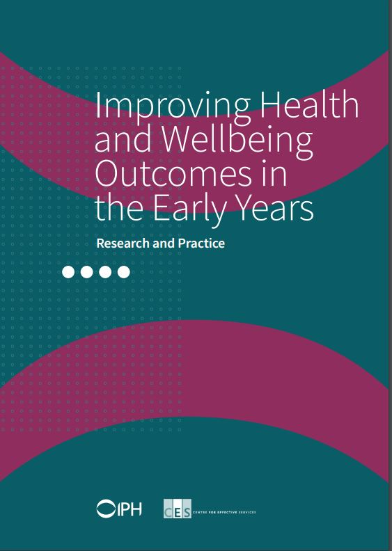 New publication produced by CES together with the Institute of Public Health (IPH)