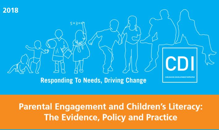 Recent CDI publication: 'Parental Engagement and Children's Literacy