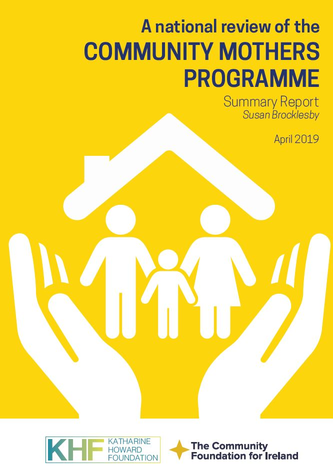 Launch of the review of Community Mothers Programme 11 April 2019