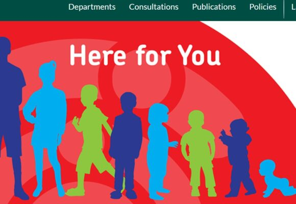 Relaunch – Supporting Children campaign- providing access to the many supports and services for children, young people and their families