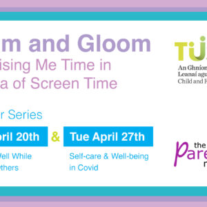 The Parenting Network Webinar Series