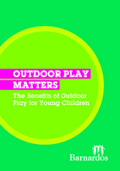 Outdoor Play Matters